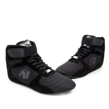 Gorilla Wear Perry High Tops Pro, Black/Black