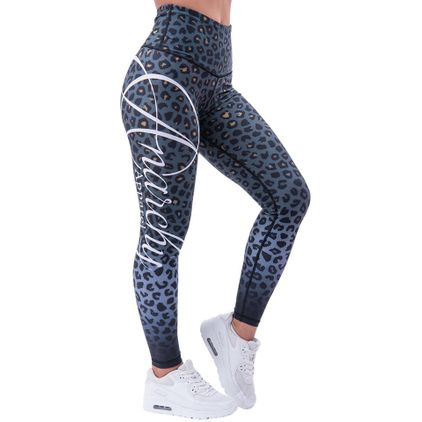 Anarchy Apparel Leopardess Leggings