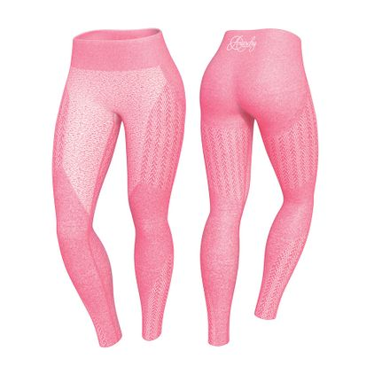 Anarchy Wabisabi Tights, Electric Pink