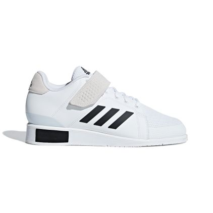 Adidas Power Perfect III, Vit/Svart
