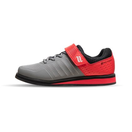 Force II Lyftarskor, Grey/Red