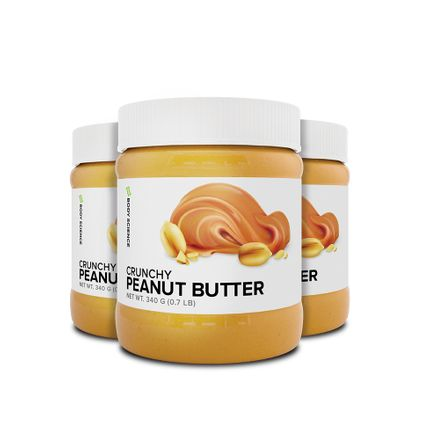 3 st Peanut Butter