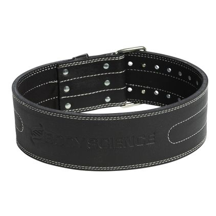 Leather Belt PRO, Black