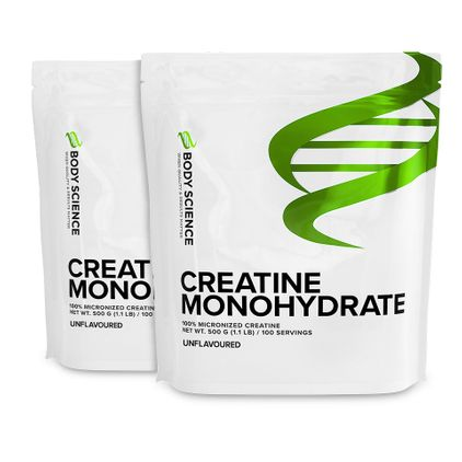 2 st Creatine Monohydrate