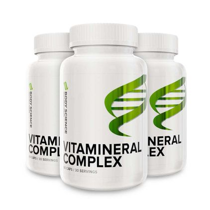 3st Vitamineral Complex