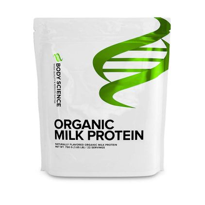 Organic Milk Protein