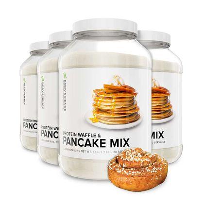 4 st Protein Pancake Mix