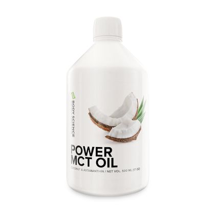Power MCT Oil