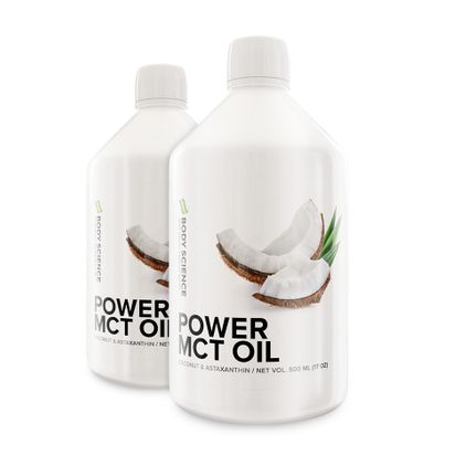Power MCT Oil 2st