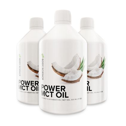 Power MCT Oil 3st