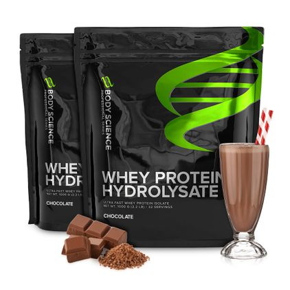 2 st Whey Protein Hydrolysate