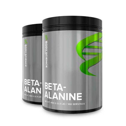 2 st Beta-Alanine