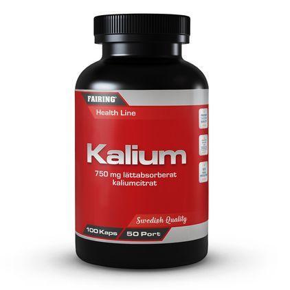 Fairing Kalium