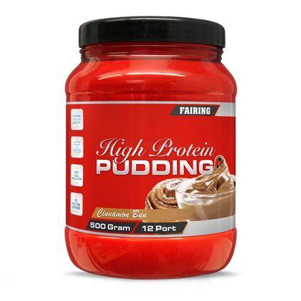 Fairing High Protein Pudding, 500 gram