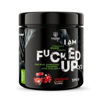 Swedish Supplements Fucked Up Pump V2