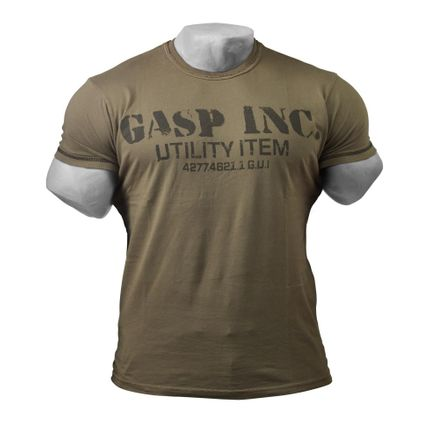 Gasp Basic Utility Tee