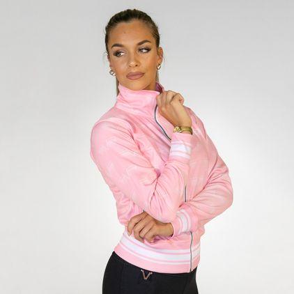Gavelo Track Jacket Wmn, Bubblegum
