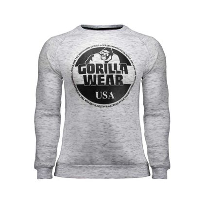 Gorilla Wear Bloomington Crewneck Sweatshirt