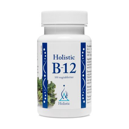 Holistic Vitamin B-12
