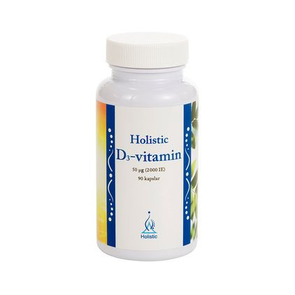 Holistic D3-Vitamin