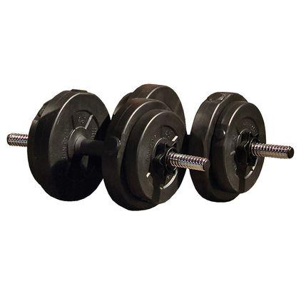 Iron Gym 15kg Adjustable Dumbbell Set