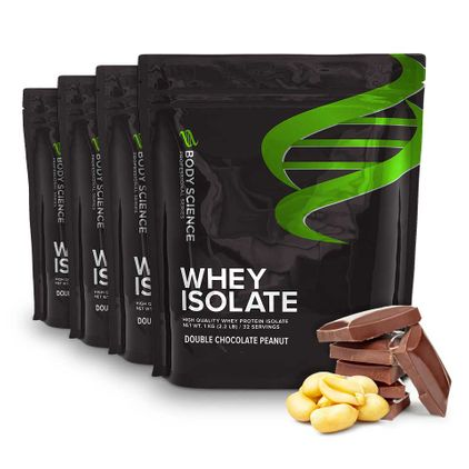 4 st Whey Isolate