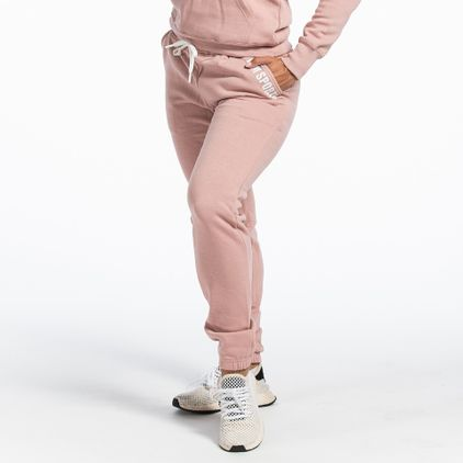 Basic Pant Christie, Dusty Pink
