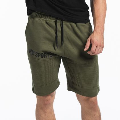 Basic Shorts Christian, Army Green