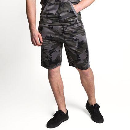 Carlos Mesh Shorts Dark Camo