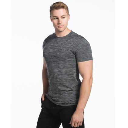 Seamless Colin T-shirt, Grey Melange