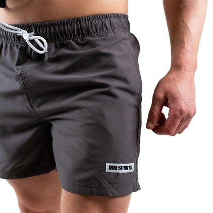 Swim Shorts, Grey