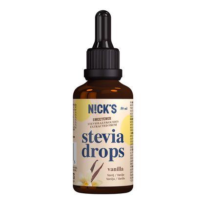 Nick's Stevia Drops
