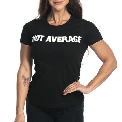 Tee Not Average, Wmn