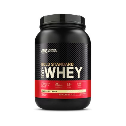 Optimum Nutrition Gold Standard 100% Whey, 909g