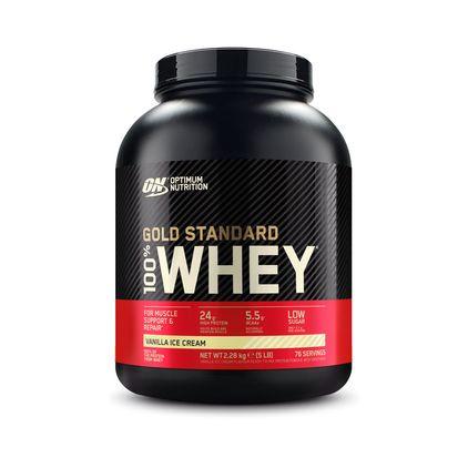 Optimum Nutrition Gold Standard 100% Whey, 2,3kg