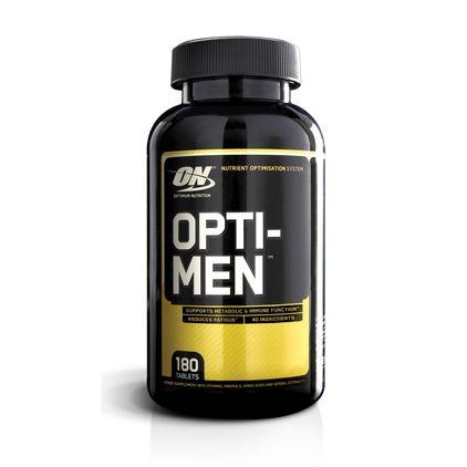 Optimum Nutrition Opti-Men, 180 tabletter