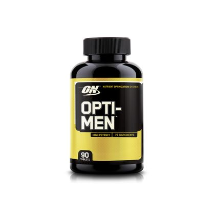 Optimum Nutrition Opti-Men, 90 kapslar