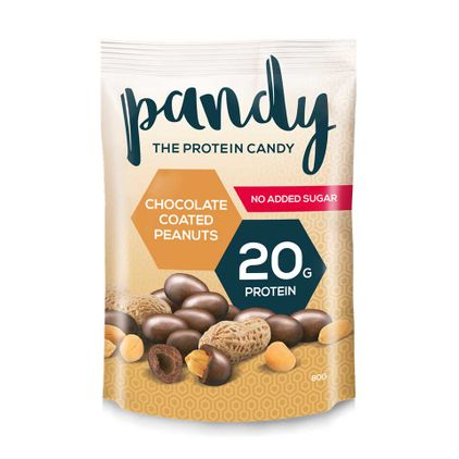 Pandy Protein Chocolate Nuts
