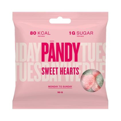 Pandy Candy Sweet Hearts