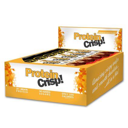 Golden Athlete Protein Crisp - 24st hel låda