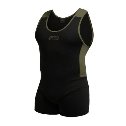 SBD Powerlifting Singlet Mens Endure