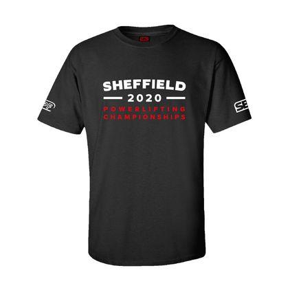 SBD Sheffield T-Shirt - Ladies