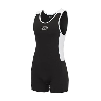 SBD Singlet Mens, Black/White