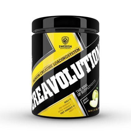 Swedish Supplements Creavolution Engine