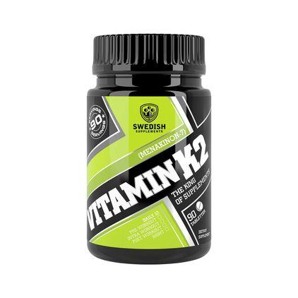 Swedish Supplements Vitamin K2
