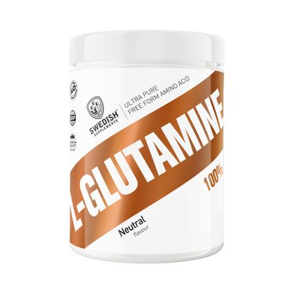 Swedish Supplements L-Glutamine 100%