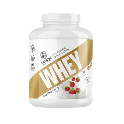 Whey Protein Deluxe, 2kg