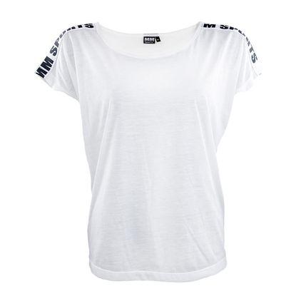 Logo Tee Ariana, White