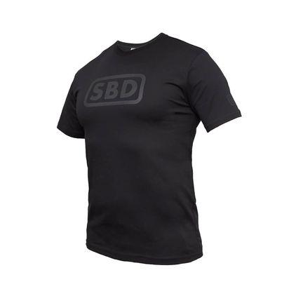 SBD T-Shirt Men's, Black/Grey