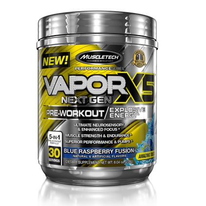 Muscletech Vapor X5 Next Gen